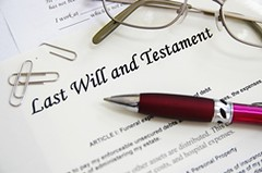 Last Will and Testament documents, with pen etc (peggyfarnworth) Tags: court death official die will document judge law sue lawyer legal attorney wealth lawsuit deceased appeal inheritance probate inherit