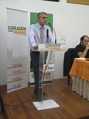 """Carlos Valente - """"Coragem para Mudar"""""""