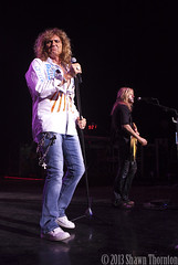 Whitesnake- DTE Energy Music Theatre - Clarkston, MI - 7/24/13