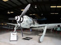 "Fw-190A (1) • <a style=""font-size:0.8em;"" href=""http://www.flickr.com/photos/81723459@N04/9478048631/"" target=""_blank"">View on Flickr</a>"