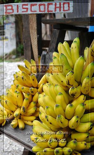 Plátano bizcocho