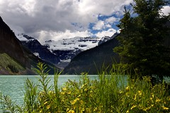 Lake Louise (ursblick) Tags: summer canada canadien kanada