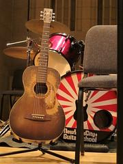 IMG_4141 (NYC Guitar School) Tags: nyc guitar school performance rock teen kids music 81513 summer camp engelman hall baruch gothamist plasticarmygirl samoajodha samoa jodha