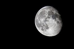Moon 08232013 (mph1966) Tags: shadow sky sunlight moon night canon dark space craters crater astrophotography 7d astronomy tring orbit celestron celestial themoon nexstar tmount 6se nexstar6se canon7d