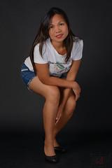 Evelyn #9 (id-image) Tags: portrait woman sexy girl beautiful lady studio pretty filipina frau schn hbsch