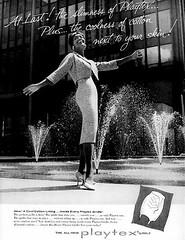 78 1960 (Undie-clared) Tags: girdle playtex