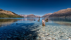 Glenorchy (RoosterMan64) Tags: newzealand panorama reflection canon reflections panoramic 1740l glenorchy oldpier