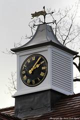 Lunch Time. [Project 365 - 2015. 35/365] (aaroncookdigital) Tags: clock norfolk pavilion holt aaroncookdigital