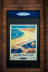 Sunny Hunny! (aljones27) Tags: old vintage poster arp hunstanton greatcentralrailway gcr emphmera