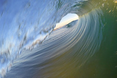 morning light (munzy010) Tags: ocean beach water sunrise surf colours underwater tube clarity surfing clear nsw surfboard surfers cloudporn coolangatta kirra pottsville waveporn northernnsw gopro fromwhereyoudratherbe goprohero4silver
