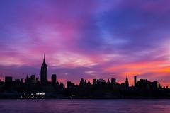 NYC Sunrise (Brandon Taoka) Tags: nyc sunrise manhattan midtown canon6d pwlandscape