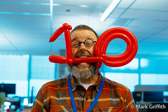 Celebrating 10 Years (Mark Griffith) Tags: seattle work washington amazon amazoncom eps payments nikkor55mmf12 pdaw sonya7 photoadayatwork externalpayments pdaw2015 20150210dsc00093