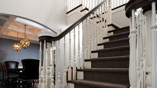 Custom Staircase in Fairfax