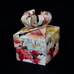 Beautiful Origami Box - Tomoko Fuse (.corsini) Tags: square origami box paperfolding unit modularorigami tomokofuse