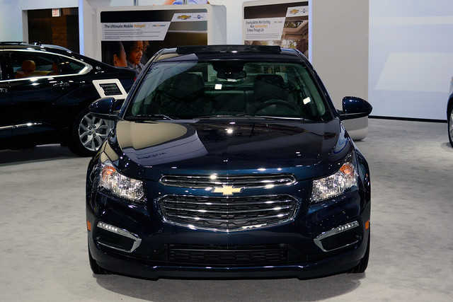 wallpaper black chevrolet cruze 2015