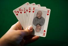 playing cards (Leo Reynolds) Tags: webthing photofunia xleol30x xxx2015xxx