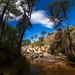 Sur le chemin de piscia di gallu-023: la double la cascade