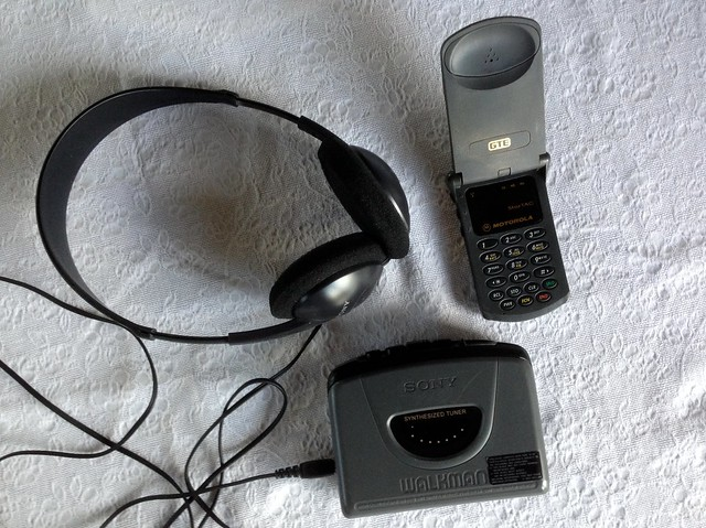 Mobile Technologies of the Mid 1990s