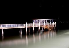 DSC_0026 (RUMTIME) Tags: water night jetty queensland coochie coochiemudlo