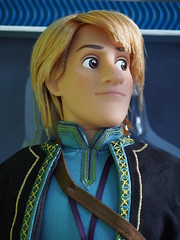 Disney Frozen Kristoff (sh0pi) Tags: frozen inch doll disney le 17 limited edition disneystore puppe kristoff limitiert eiskönigin