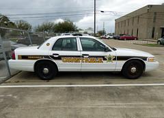 Fort Bend Co Constable Pct 4_P1080541 (pluto665) Tags: car police squad cruiser interceptor copcar fcv cvpi