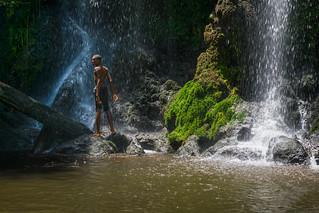 Tropical shower (Explored)