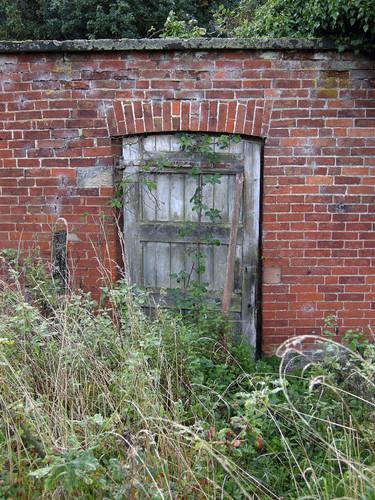 South Wall Door