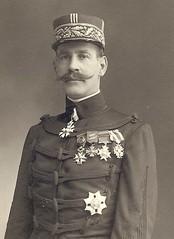 Gal DV- Lt-Colonel- Pierre-des Vallieres (millot) Tags: 1918 mortpourlafrance juvigny généralpierredesvallières 151edivisiondinfanterie