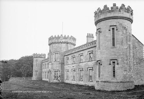 Dungiven Castle, Co. Derry