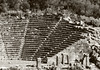 Amfitheater of Pınara from above (VillaRhapsody) Tags: nature architecture site roman historical fethiye anciant lycian amfitheater preroman pınara