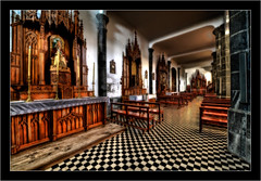 La Palma, Canary Islands (Dierk Topp) Tags: churches elpaso lapalma canaryislands hdr islascanarias