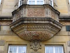 Raths-Apotheke Balcony (L'Oriol.) Tags: city center bremen arquitecture apotheke raths rathsapotheke