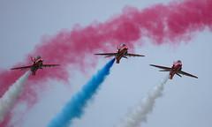 BAe Hawk T1 Red Arrows RAFAT 041-1 (cwoodend..........Thanks) Tags: duxford bae redarrows raf t1 2016 rafat baehawk rafscampton baehawkt1 theamericanairshow