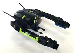 The Pincer (naugem) Tags: lego spaceship resistance anthology outpost starfighter eurobricks