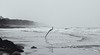2016-05-09_11-42-31 (jonathon lynam) Tags: ireland sea bw cloud misty contrast landscape mono landscapes nikon waves perspective lonely 1855mm noise wicklow bray backwash swash leinster longshoredrift nikond40 constructivewaves