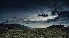 monte soglio (1971 m) (TIMPICE) Tags: sky mountain green clouds landscape blu natur