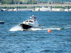 Return Trip (nz_willowherb) Tags: scotland fife visitors openday wormit boattrips wormitboatingclub