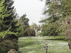 Praglia Abbey : Churchyard (sandromars) Tags: italy italia churchyard padova padua veneto sagrato abbaziadipraglia pragliaabbey