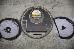 Lonkende verte (Maurits van den Toorn) Tags: circle graffiti utrecht tunnel round cirkel rond
