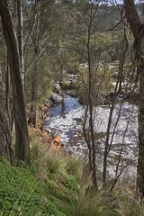 Kayak (Stueyman) Tags: water zeiss river kayak sony au australia wa 24mm za westernaustralia swanriver swanvalley bellsrapids a6000