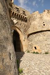 Aragonese Gate To Milazzo Castle (Derbyshire Harrier) Tags: castle spring sicily milazzo 2016 castellodimilazzo milazzopeninsula aragonesegatetothecastle between1496and1508 architectbaldirimeteli frederickii1239 charlesvofaragon iicastello