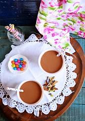 Hot Chocolate Masala Chai (lubnakarim06) Tags: hot rain recipe drink chocolate chai masala easyrecipe indianflavour chennaiweather onblognow