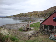 Road's End Cafe (Simon Varwell) Tags: knoydart airor