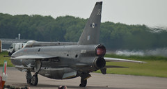 English Electric Lightning XR728 (lcfcian1) Tags: cold english electric plane war jets airshow planes lightning coldwar aerodrome airday bruntingthorpe xr728 coldwarjets bruntingthorpeaerodrome englishelectriclightningxr728 coldwarjets2016 bruntingthorpe2016