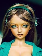 blushing (Micheescloset) Tags: ball asian doll body tan super sd bjd dollfie 13 abjd blushing jointed hael supia