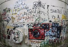 20160604152308_IMG_1330 (arielandrew) Tags: glenlyon woods graffiti watertower nature pennsylvania canon eos 750d rebel t6i
