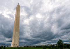 Washington Momument (Kernich Photos) Tags: washingtondc washington washingtonmonument nationalparks dc usa america monoment icon districtofcolumbia stormclouds powerandstrength