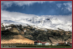Eyjafjallajkull 8098 (roswell433) Tags: snow mountains clouds rural volcano lava iceland farm south glacier eyjafjallajkull