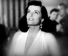 "Jane Russell in ""The Las Vegas Story"" (stalnakerjack) Tags: film hollywood movies filmnoir actresses janerussell thelasvegasstory"
