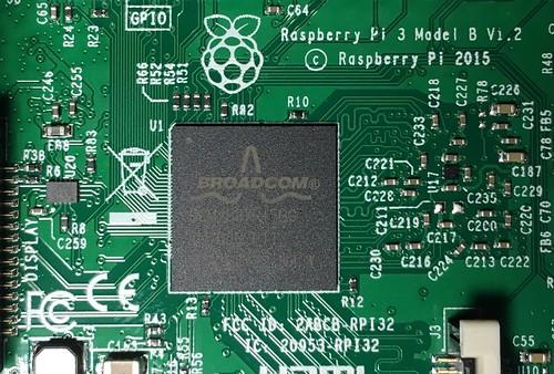 3 board electronics componentes circuits placa components... (Foto microsiervos en Flickr)